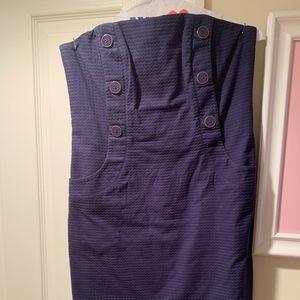 Lily Pulitzer Navy Dress